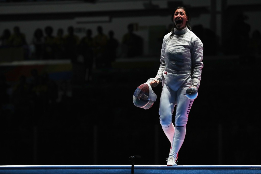 Egorian continues Olympic form to claim gold at FIE Cancun Sabre Grand Prix