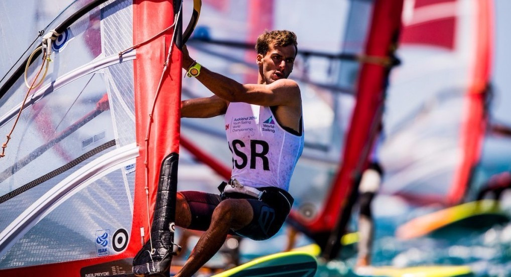 Omer and Wilson edge closer to gold medals at Youth Sailing World Championships