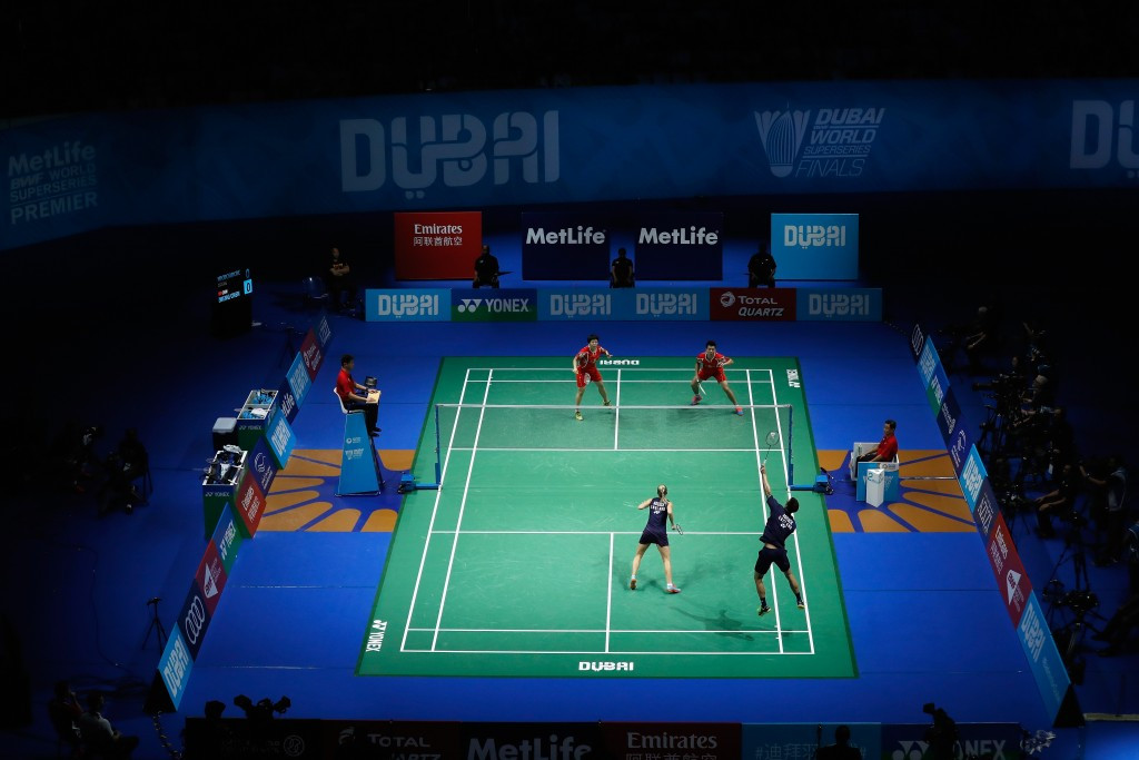 Dubai World Superseries Finals: Finals Day
