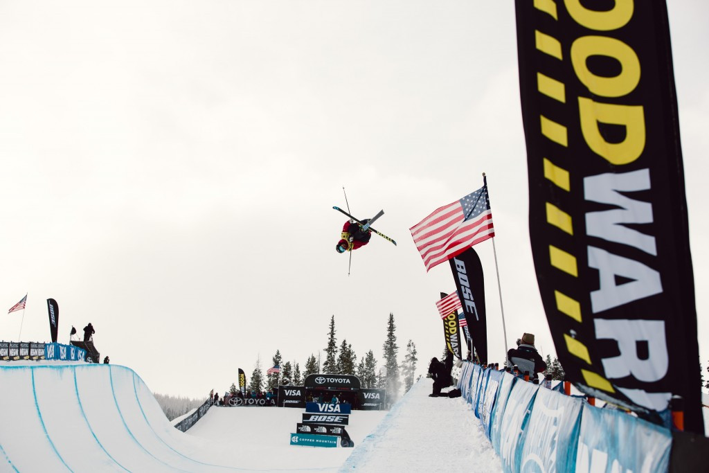 France claim both titles as FIS Skiing Halfpipe World Cup season begins