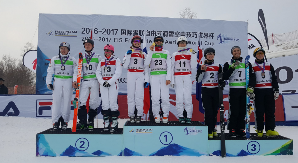Russia win as China falter in new team event at FIS Aerials World Cup