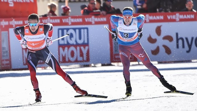 Norwegians top cross-country skiing relay podiums in La Clusaz