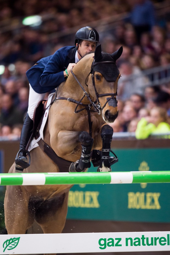 Olympic champion Brash wins home World Cup Jumping leg in London