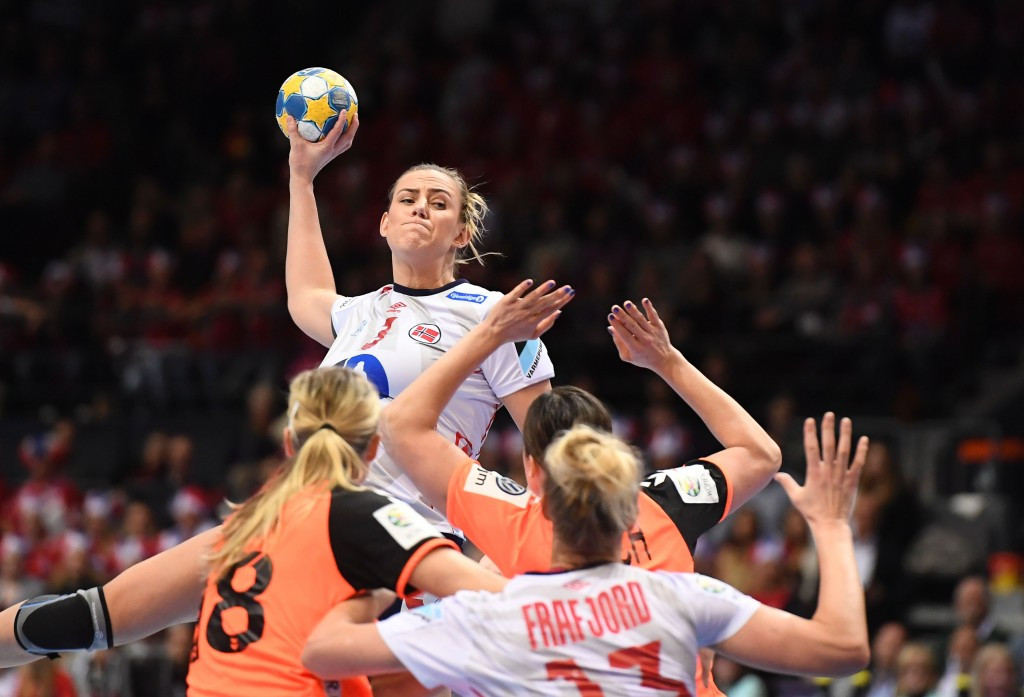 Norway claimed a thrilling victory over The Netherlands ©Getty Images