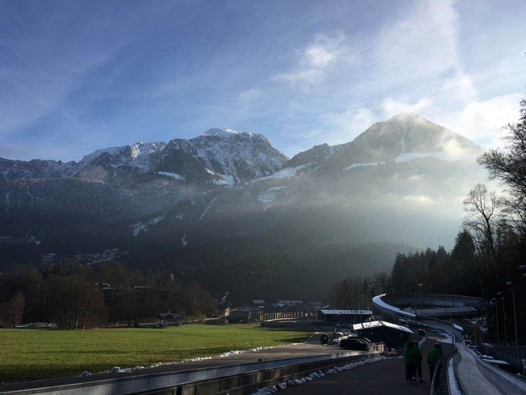 Bobsleigh-Germany's Koenigssee to host 2017 world championships