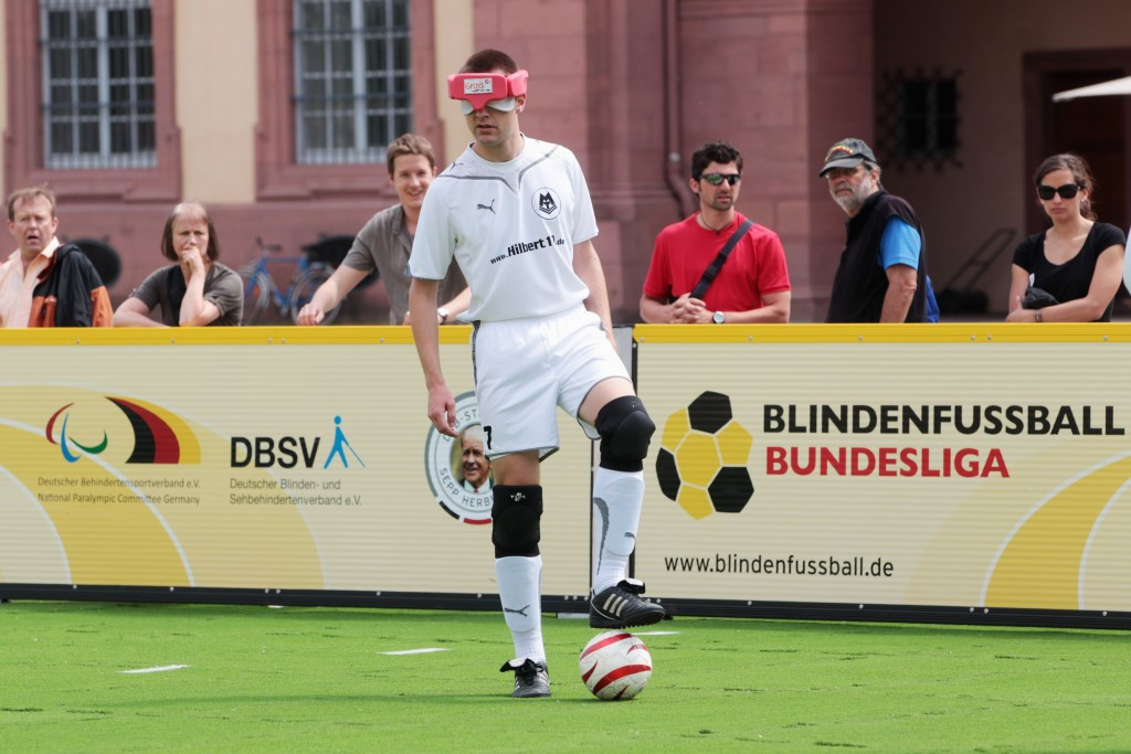 Tickets go on sale for IBSA European Football Championships in Berlin