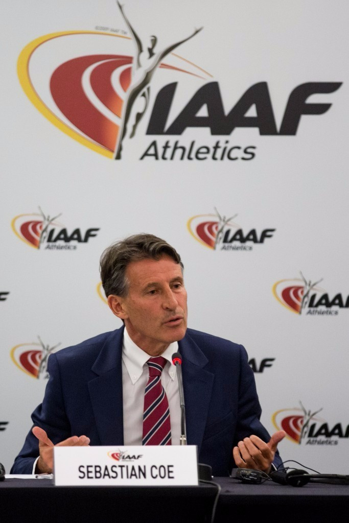 The Athletics Integrity Unit will be introduced as part of a series of reforms proposed by IAAF President Sebastian Coe following the corruption scandal involving his predecessor Lamine Diack ©Getty Images