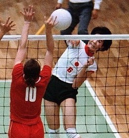 Japanese Olympic volleyball gold medallist dies at age of 72
