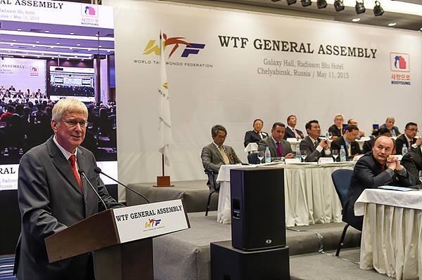 World Taekwondo Federation reveal eight members of Para-Taekwondo Governing Board