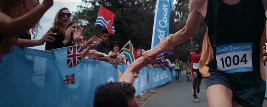 "Gold Coast 2018 unveils ""inspirational"" Commonwealth Games television advert"