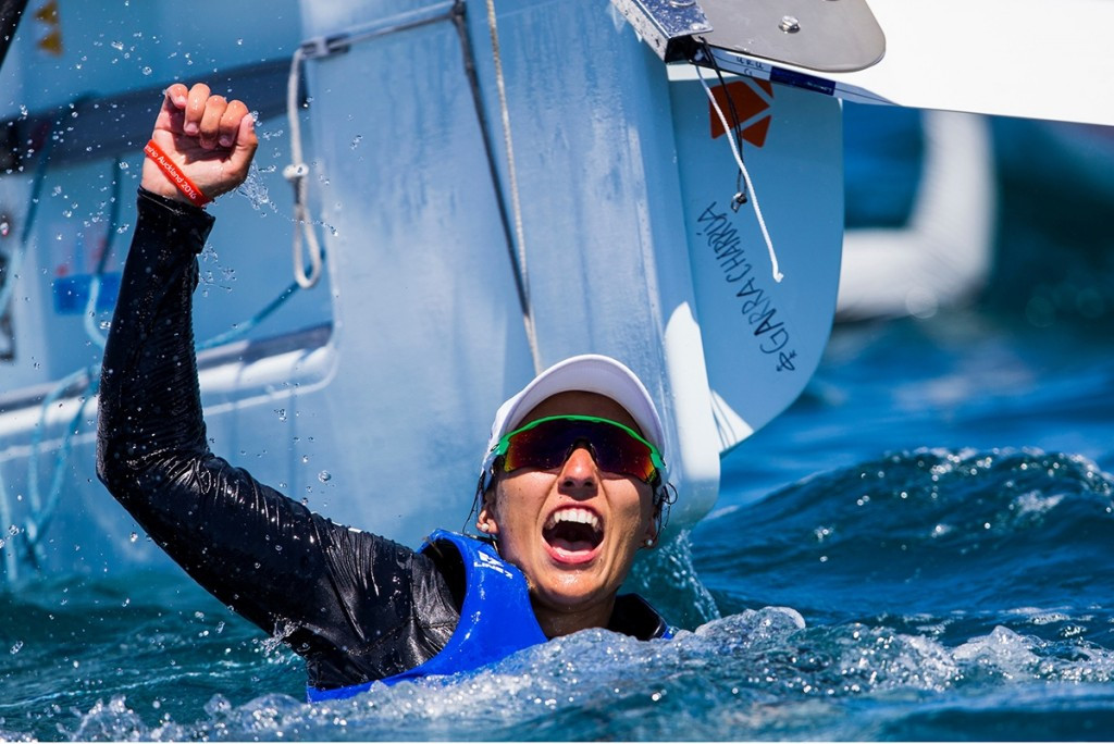 Uruguayan claims girls' laser radial gold as action comes to a close at Youth Sailing World Championships