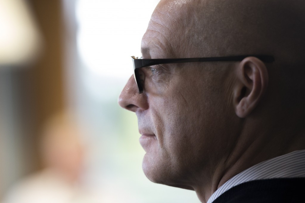 David Brailsford has defended Team Sky but has received criticism for the ambiguity of his responses ©Getty Images