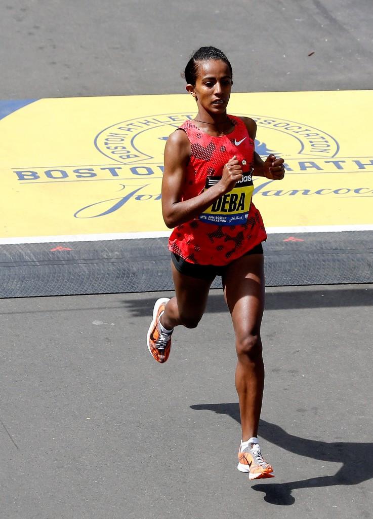Deba named 2014 Boston Marathon winner as organisers take steps to recover prize money from disgraced Jeptoo