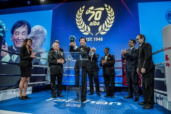 Adams and Dusmatov voted boxers of the year by AIBA as sport shows support for Wu