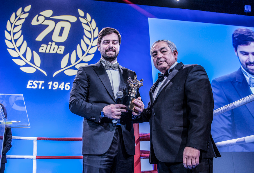 The AIBA World Youth Boxing Championships in Saint Petersburg was voted the Best Youth Event ©AIBA