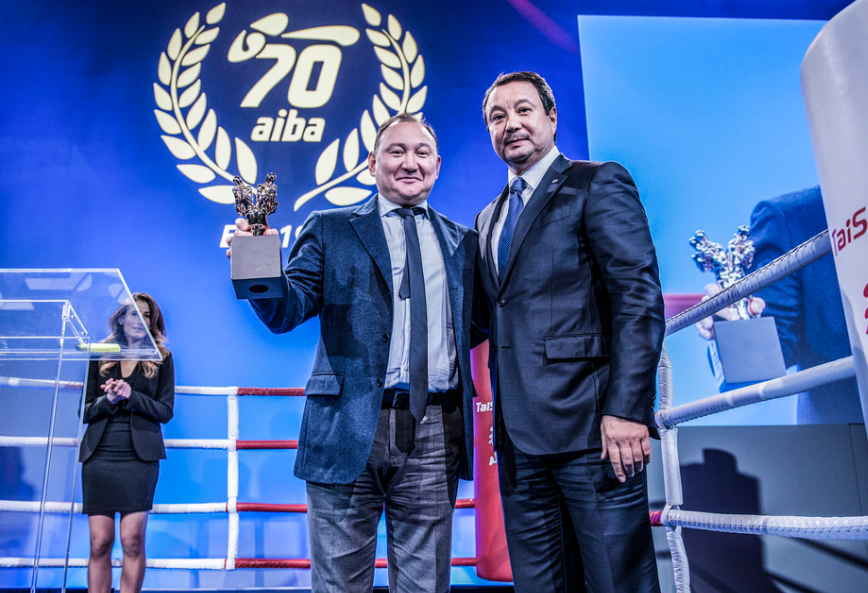 The AIBA Women's World Championships in Astana was voted Best Elite Event 2016 ©AIBA