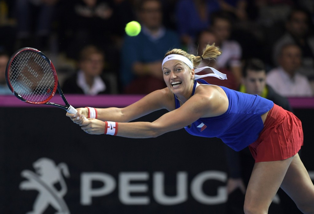 Kvitova set to be out for six months after knife attack
