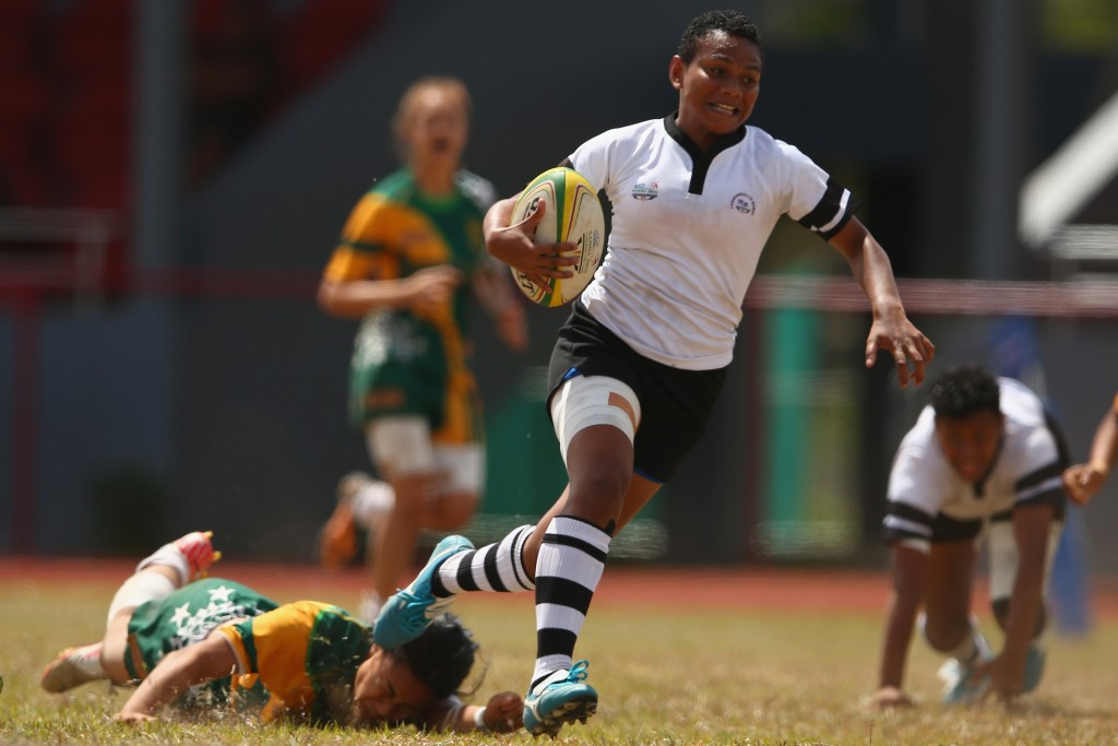 Fiji are one of six nations set to compete in the men's rugby sevens competition ©Getty Images