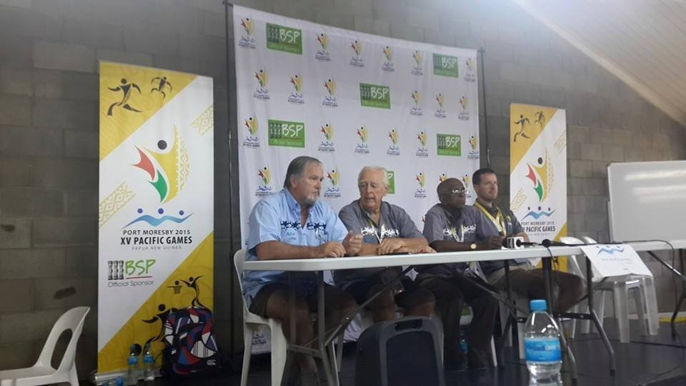 Pacific Games Council President hits back at New Zealand football team's criticism of Port Moresby 2015 Village