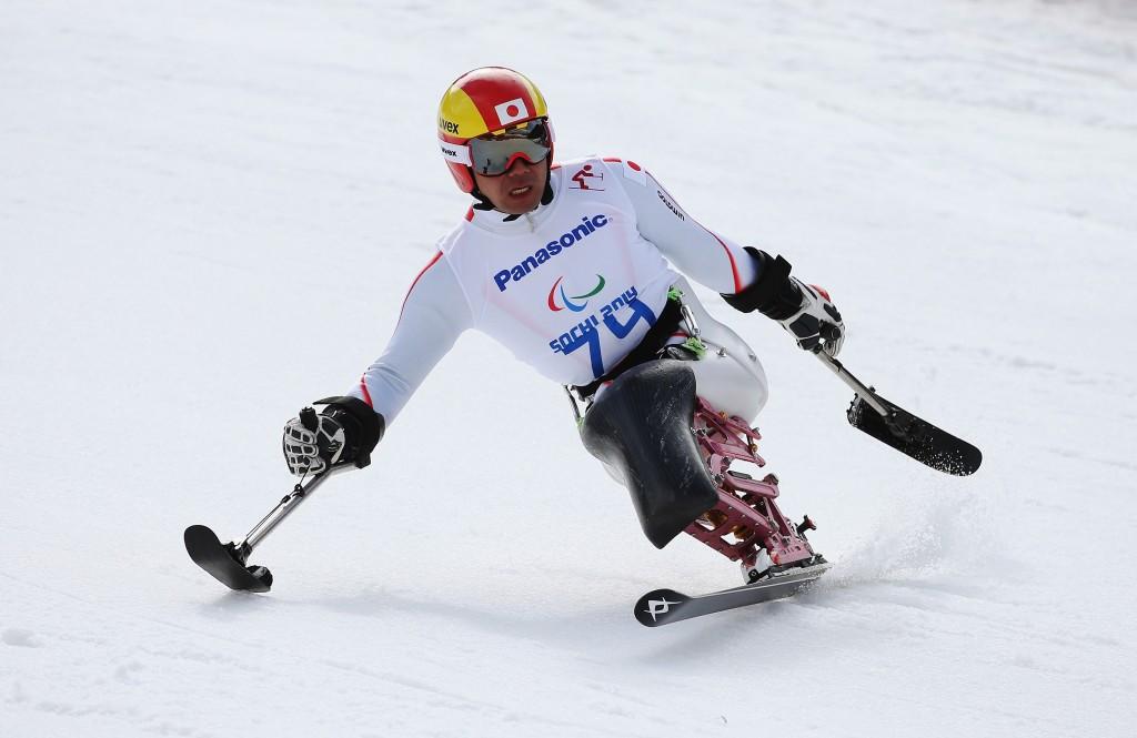 Suzuki motors to Japanese victory at IPC Alpine Skiing World Cup