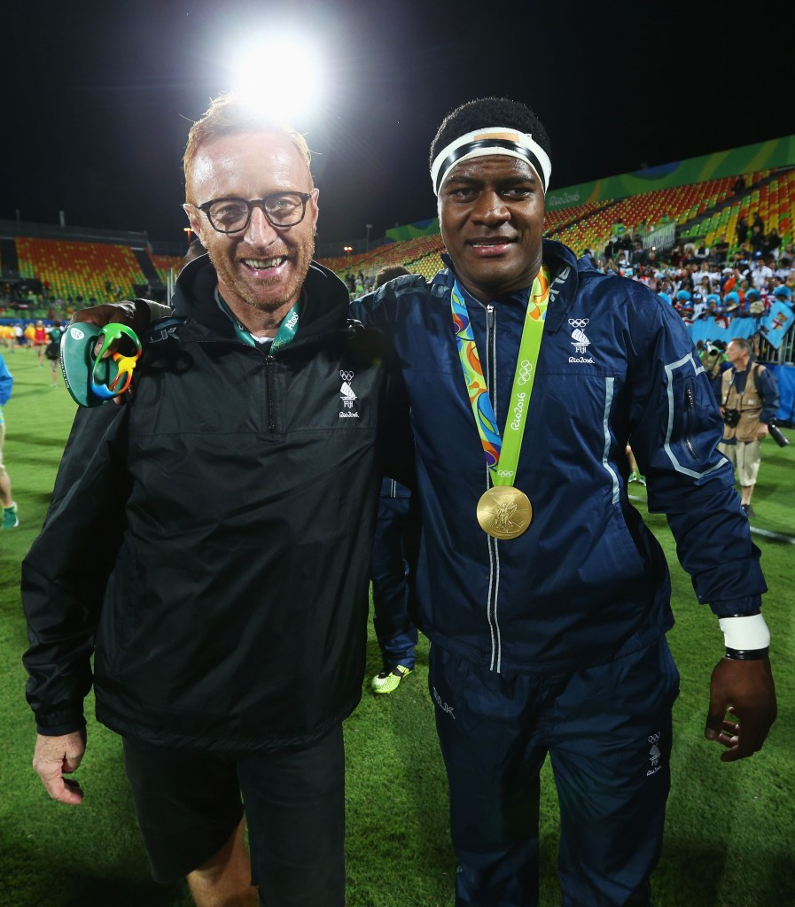 Olympic gold medal-winning sevens coach says Fiji should split from national rugby governing body