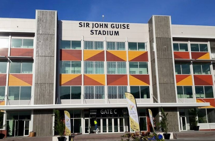 The Sir John Guise Stadium will now host the Closing Ceremony after Bisini Sports Ground and the Sir Hubert Murray stadium were not deemed ready enough to host the event ©ITG