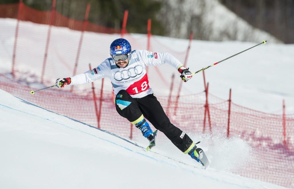 Slovenia's Filip Flisar won today's men's event in Innichen ©Getty Images