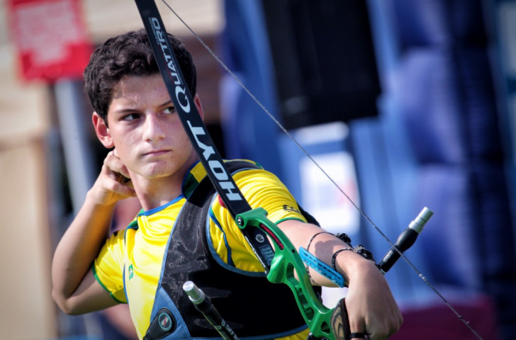Brazil's hopes of an archery medal at the Rio 2016 Games will be targeted 17-year-old Marcus D'Almeida, newly crowned world youth champion and silver medallist at last year's World Cup in Poland, whose talents have earned him the nickname 'Neymar of Archery'