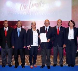 FIH and Inas sign Memorandum of Understanding for development of Para-hockey