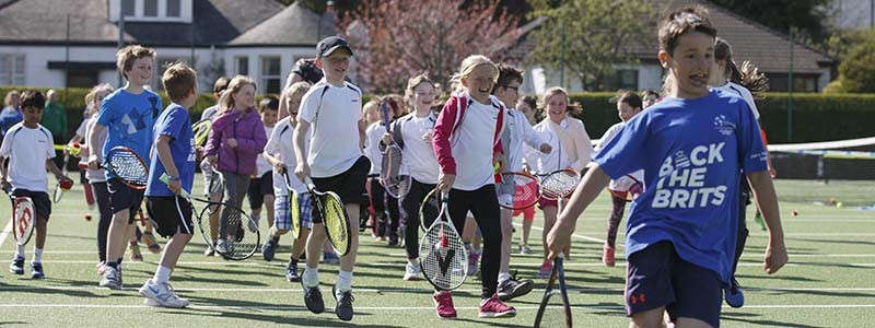 Lawn Tennis Association and sportscotland announce historic agreement