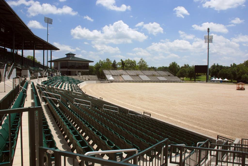 Lexington and Samorin bid for 2022 World Equestrian Games