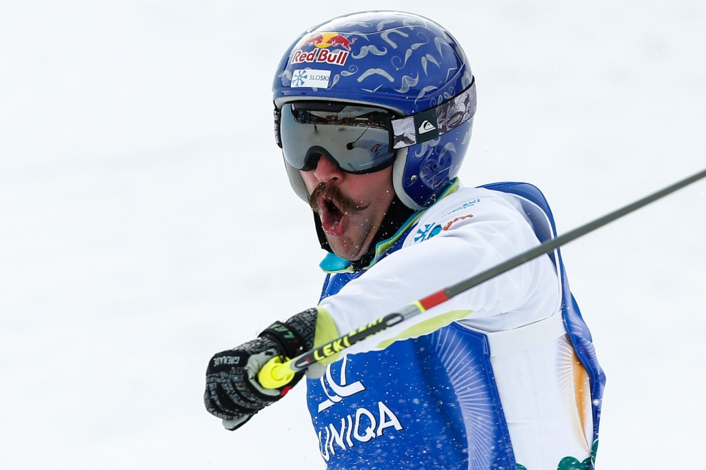 Slovenia's Filip Flisar won for the second time in as many days ©Getty Images