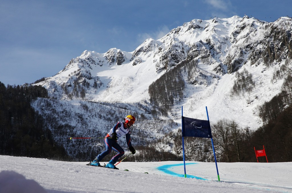 Dutch rising star wins first-ever IPC Alpine Skiing World Cup race in St Moritz
