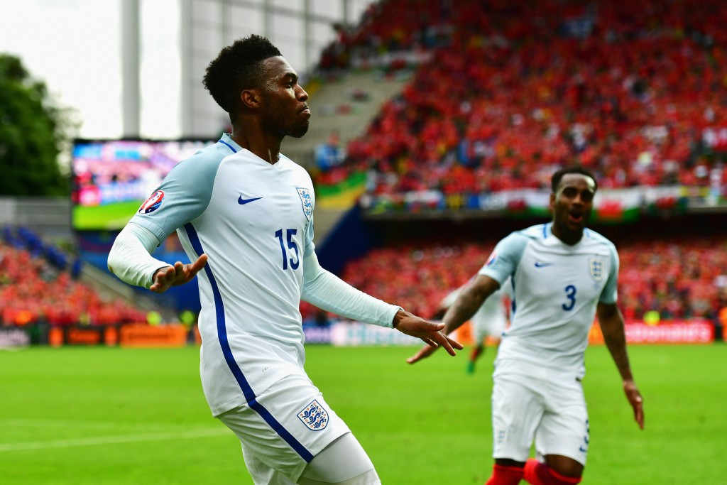 Daniel Sturridge's winning goal against Wales provided a distraction from an impending Russian suspension ©Getty Images