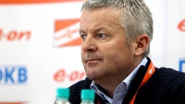 The International Biathlon Union has suspended its former vice-president Gottlieb Taschler until June 2018 ©Twitter