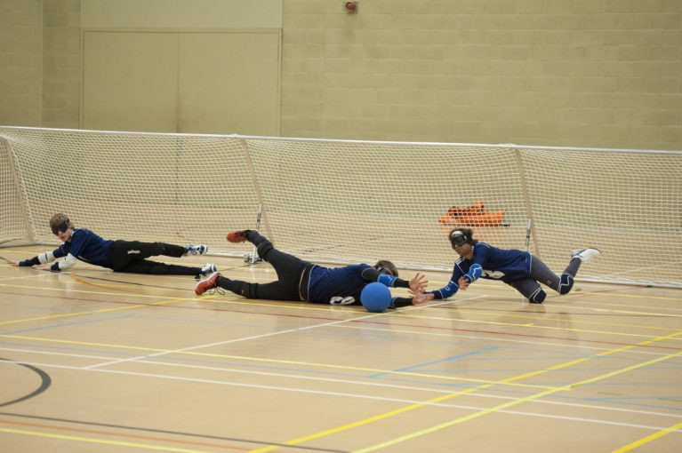 Goalball UK is set to double its total funding from Sport England ©Goalball UK