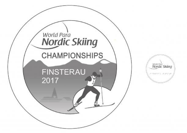 Finsterau 2017 unveil medal design for World Para Nordic Skiing Championships