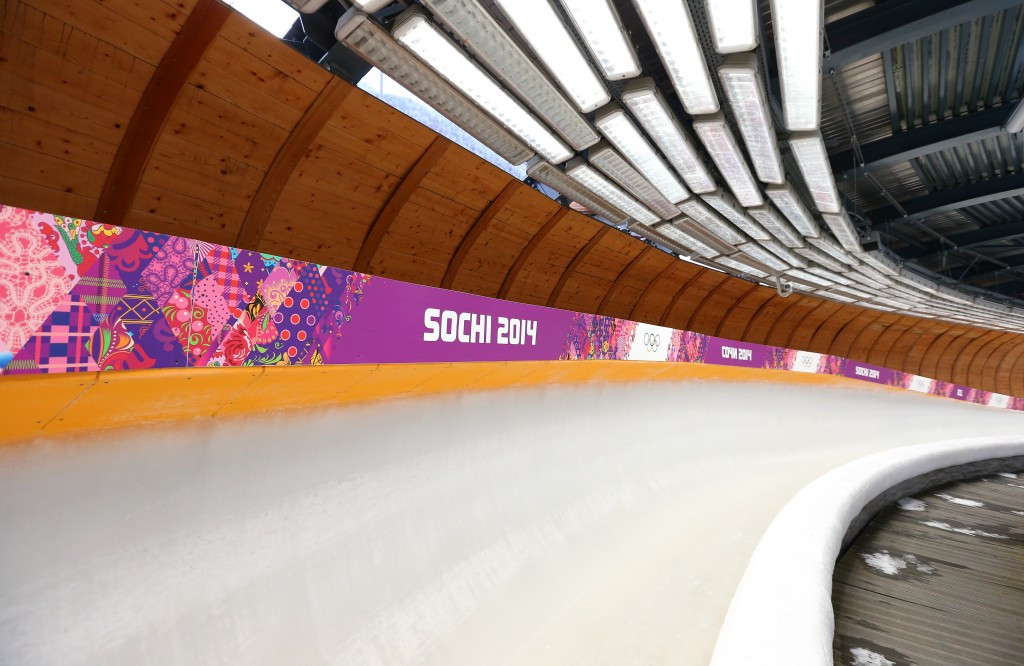 Sochi was recently stripped of the hosting rights for the 2017 bobsleigh and skeleton World Championships ©Getty Images