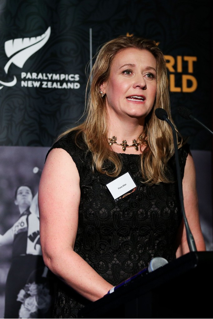 PNZ chief executive Fiona Allan said the organisation is thrilled to have received the commitment from High Performance Sport New Zealand ©Getty Images