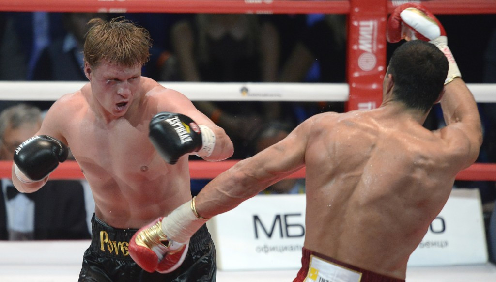 Povetkin's promoter denies Russian failed drugs test after world title fight abandoned