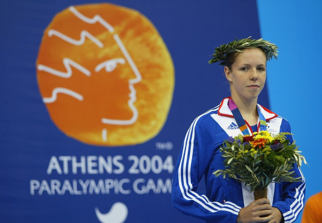 Britain's double bronze medal-winning Paralympic swimmer announces retirement