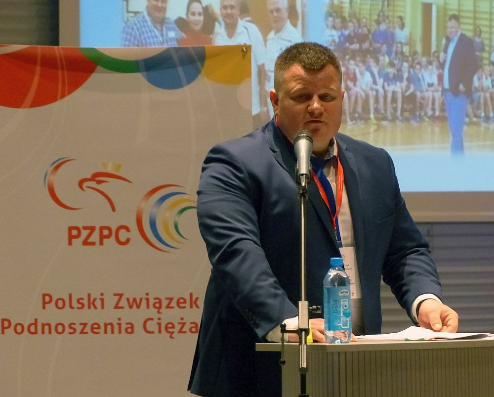Jędra makes anti-doping promise after election as President of Polish Weightlifting Federation