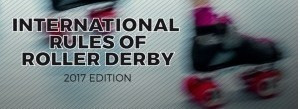 FIRS make international rules of roller derby available to the public