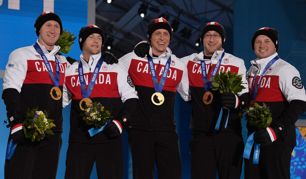 Jim Pettapiece was a forerunner for great Canadian teams which won events including the Sochi 2014 Olympic Games ©Getty Images