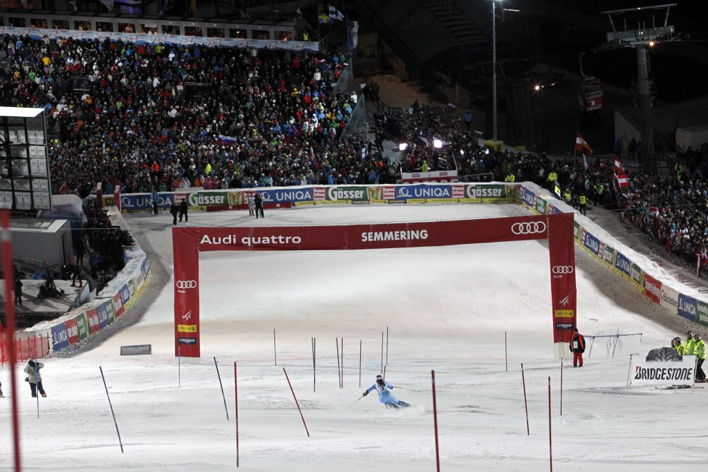 Semmering and Santa Caterina set to host Alpine Skiing World Cup events