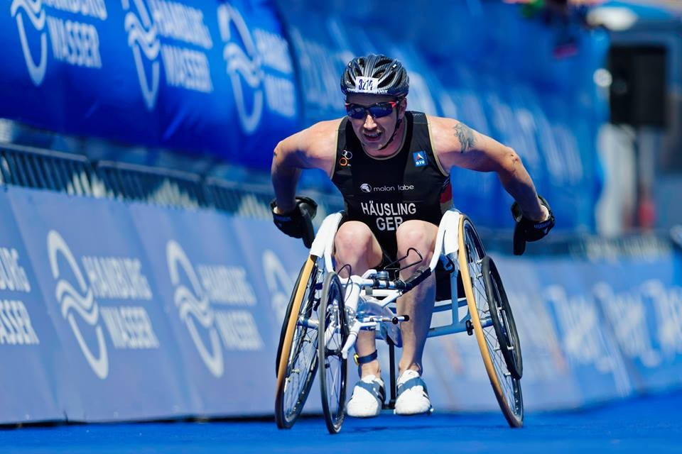 ITU official leads tributes after German Para-triathlete dies