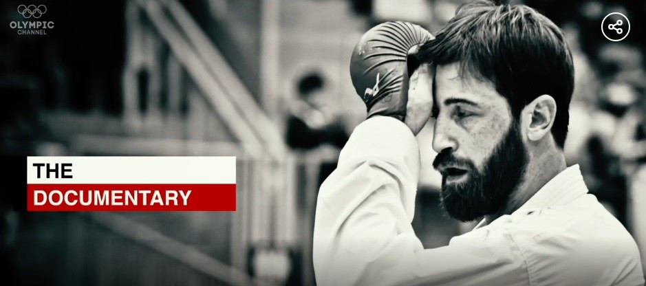 """""""Karate Magic in Linz"""" documentary screened on Olympic Channel"""