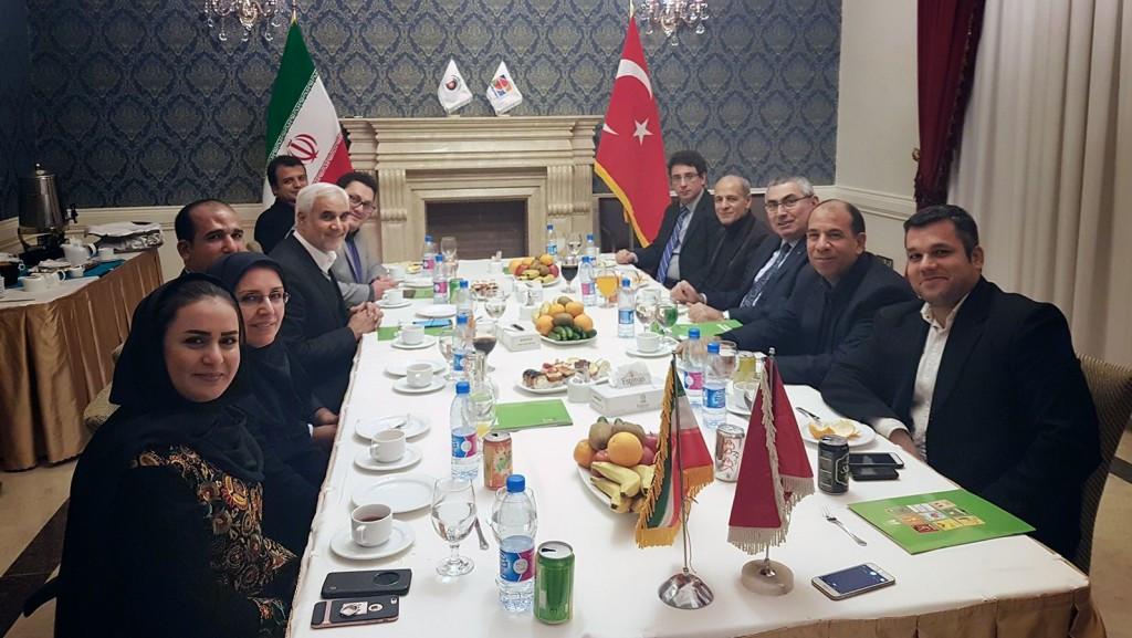 World Archery President visits Iran national training centre