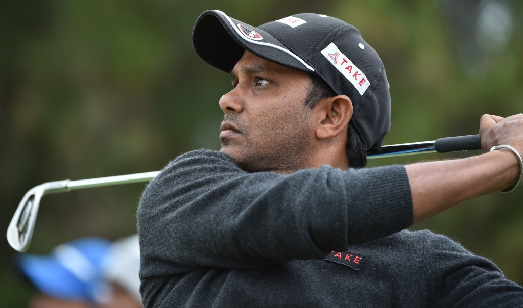 SSP Chawrasia (pictured) and fellow golfer Anirban Lahiri say they are yet to receive funds they believe were promised ©Getty Images