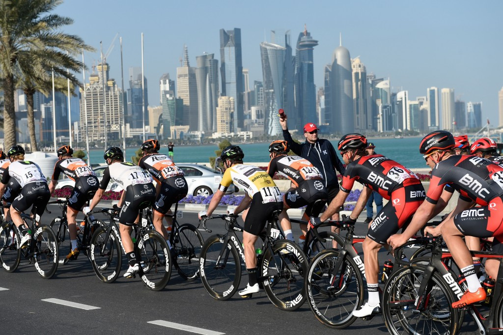 """Male and female Tour of Qatar stage races cancelled due to """"difficulty attracting financial support"""""""
